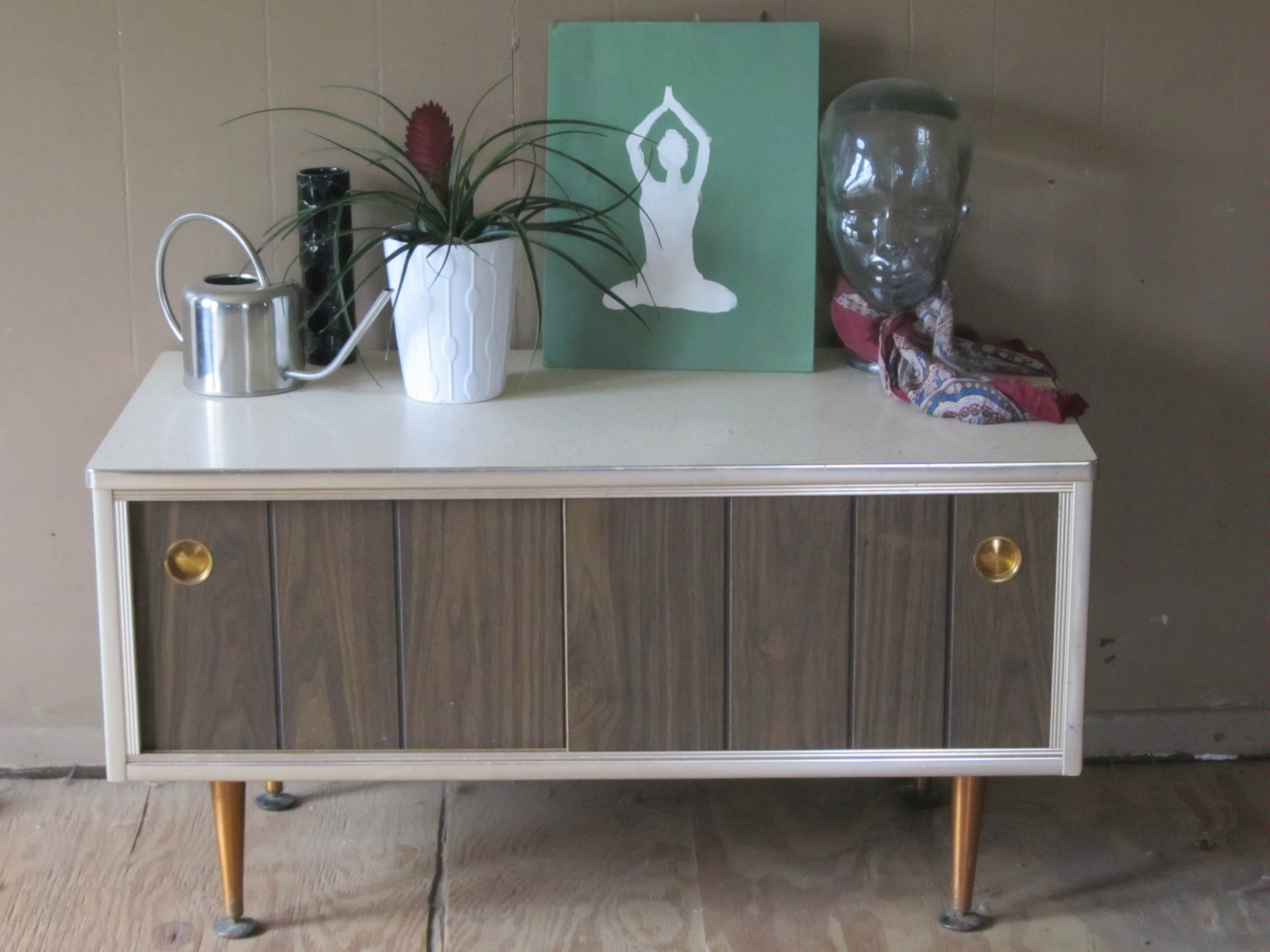 justa find white credenza  oh the shehanigans - i